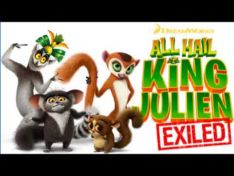 THEME SONG (INSTRUMENTAL) - ALL HAIL KING JULIEN EXILED | DREAMWORKS ANIMATION AND NETFLIX (OPENING)