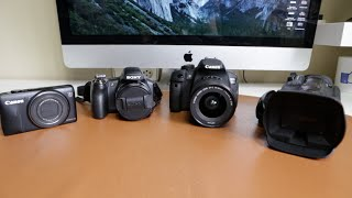 ¿Compacta, bridge, reflex o videocámara? | Mi opinión