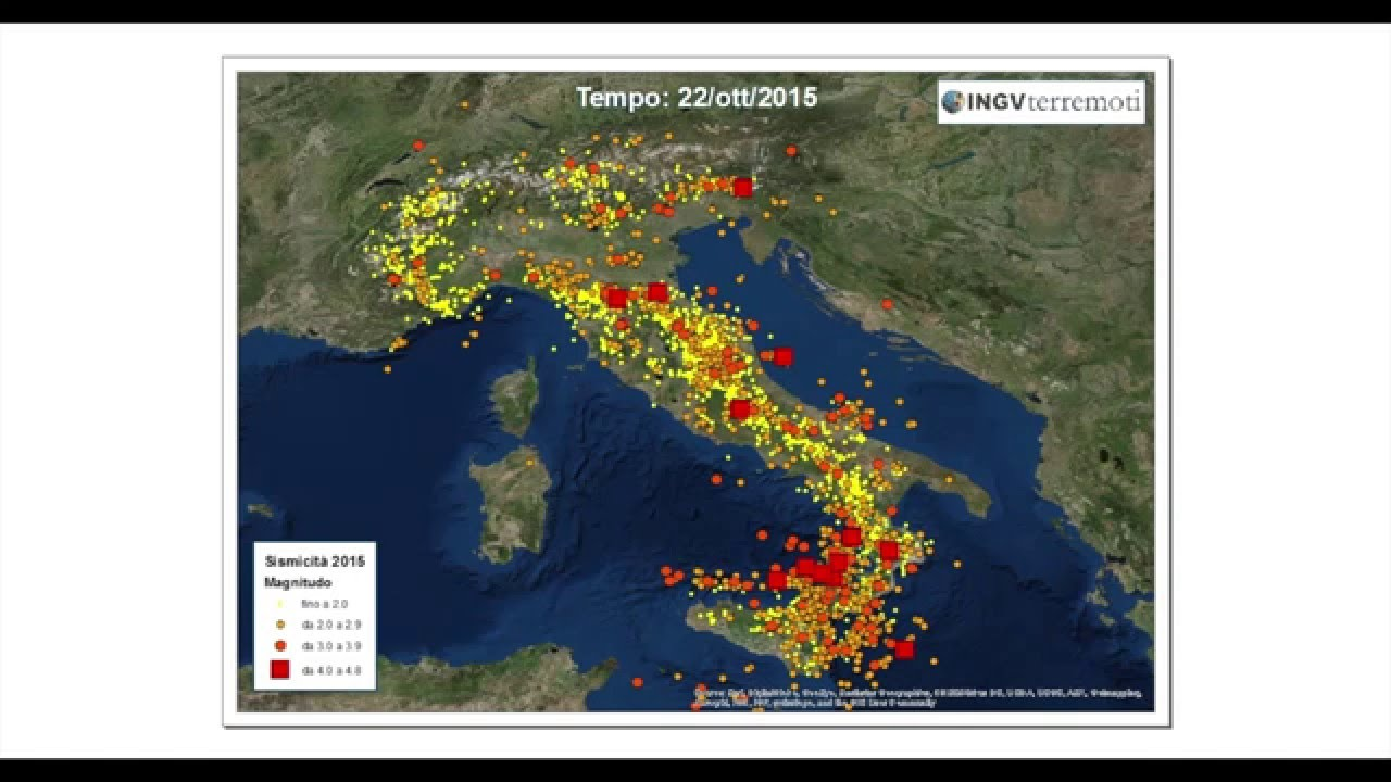 Terremoti nel 2015