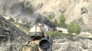 Arma 2: Operation Arrowhead * Multiplayer Domination CooP [ATI HD5970 + HQ 1080p]