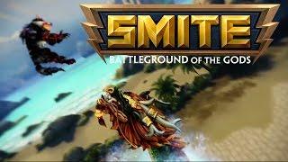 SMITE - PS4 Gameplay Trailer