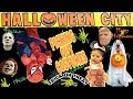 SCARY MASKS & COOL COSTUMES AT HALLOWEEN CITY