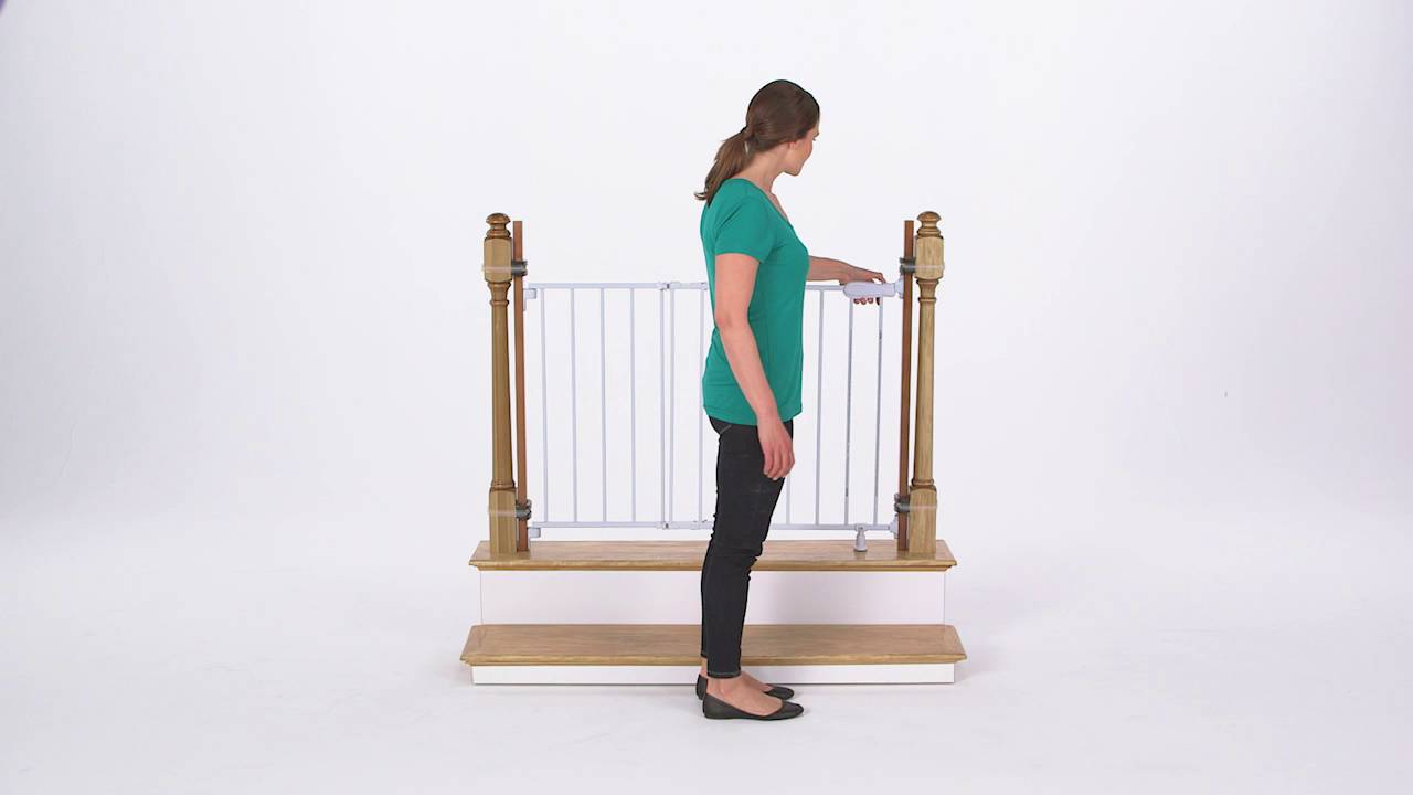 Summer Infant Banister To Banister Universal Gate Mounting Kit Easy To Use Safety Gates Baby Safety & Health