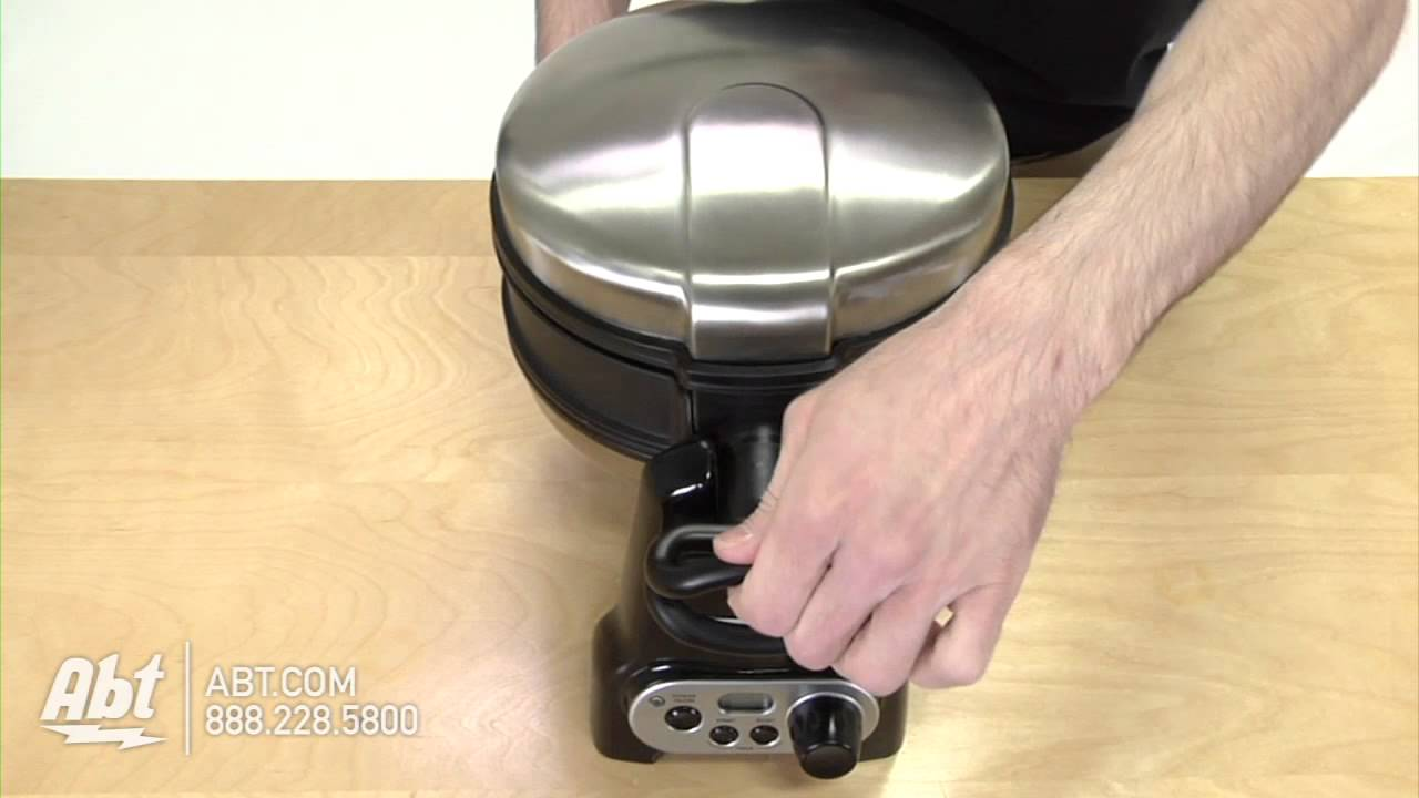 kitchenaid pro line waffle maker kpwb100ob youtube - Kitchen Aid Waffle Makers