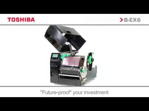 Toshiba B EX6 product video