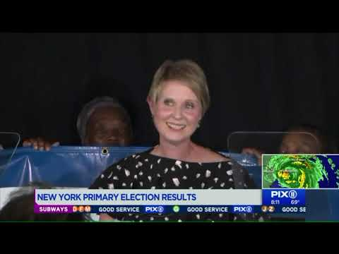 New York primary results Mp3