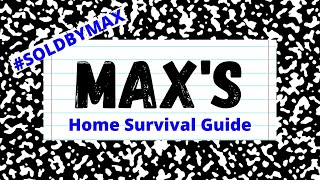 Pet Ownership - Max's Home Survival Guide S3 E5