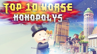 Worst Versions Of Monopoly No One Wanted