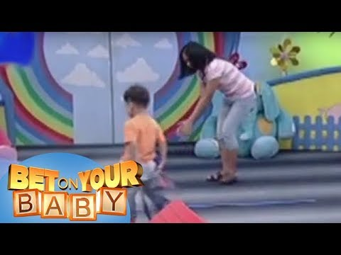 Bet On Your Baby: Baby Dome Challenge With Tita Cherry and Baby Nathan