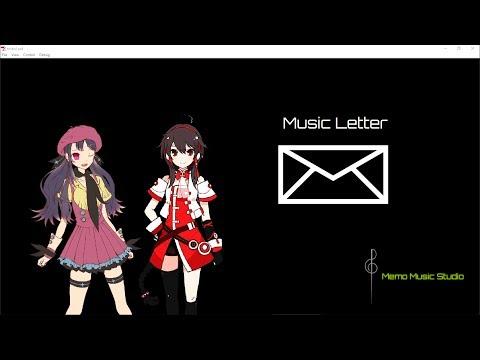 Memo Music Studio - Vocaloid song - Music Letter - XinHua & YueZhengLing - 献给甲洞(三)校师生校友