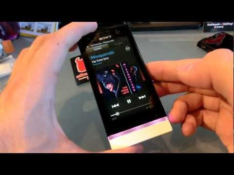 Sony Xperia U im Test [DE]