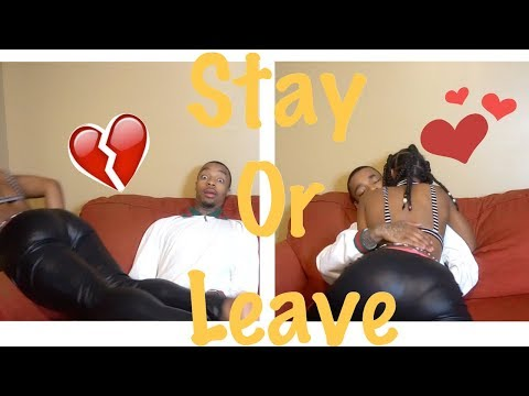 STAY OR LEAVE Challenge FT FLIGHT