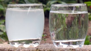 Как нужно отстаивать воду для полива комнатных цветов?