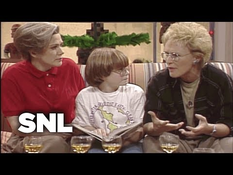 Lesbian Holiday Party - SNL