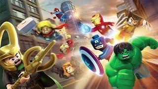 Lego Marvel Super Heroes 3D - Adventure part 6 - 100% walktrough