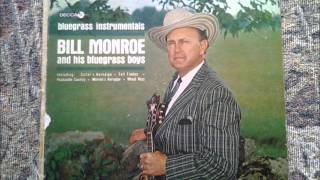 Bill Monroe and his Bluegrass Boys   Panhandle Country (1958) YouTube Videos