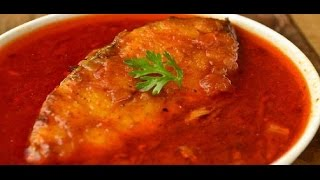Fish Curry Without coconut (Bachelor recipe)