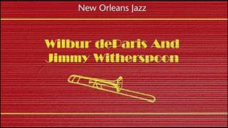Wilbur de Paris & Jimmy Witherspoon — St. Louis Blues
