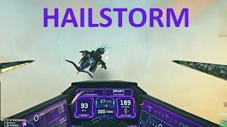 Planetside 2 - Hailstorm Turbo Laser - Get close