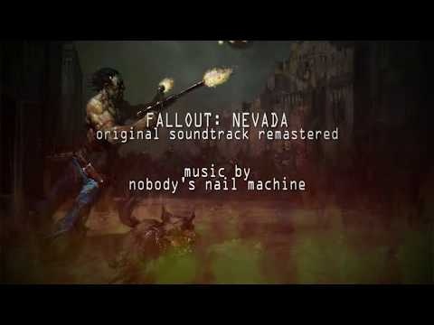 Fallout: Nevada Soundtrack by Nobody's Nail Machine