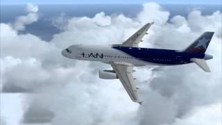 [SCEL-SBGL] 란 항공 LAN Airlines …