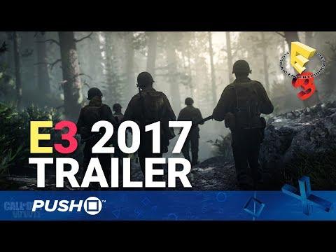 Call of Duty: WWII E3 2017 Trailer | PlayStation 4 | E3 2017