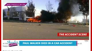 REAL VIDEO  Paul Walker died in fatal Car accident   footage(Paul Walker for ever)