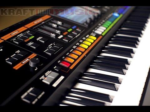Kraft Music - Roland JUPITER-80 Demo with Scott Berry
