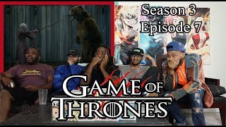 Game of Thrones Season 3 Episode 7 Reaction/Review