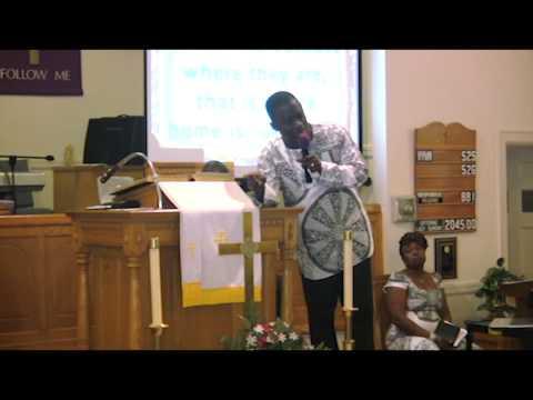 Eno Mary Service 3-Ghana Mission United Methodist
