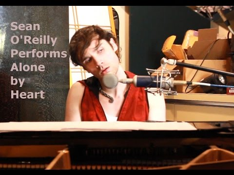 Alone - Heart - live Acoustic Piano Cover by Sean O'Reilly