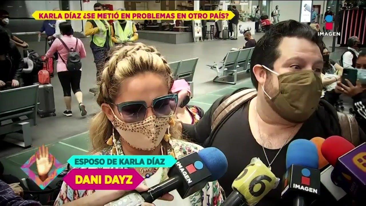 Download ¿Por qué sacaron a Karla Díaz y su esposo del Templo de Poseidón en Grecia? | De Primera Mano