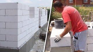 видео Как построить дом