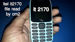 How to itel it2170 sc6531e flash file read by cm2 tool ( A-Z Technology)
