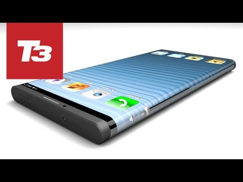 Forget The iPhone 5S, Look At This iPhone 6 Concept Design Video