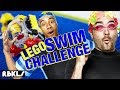 LEGO Swimming Pool Challenge - REBRICKULOUS