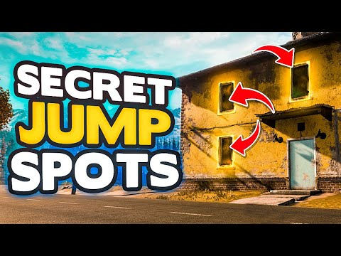 Warzone 12 BEST Jump Spots that will make you BETTER! (Warzone Tips)