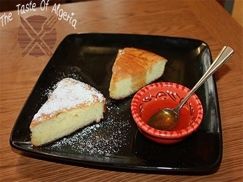 Simple moskoutchou recipe recette mouskoutchou simple for Mchawcha recette