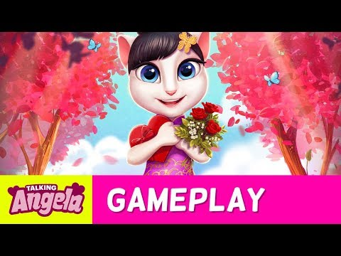Talking Angela -  Lunar New Year Celebration