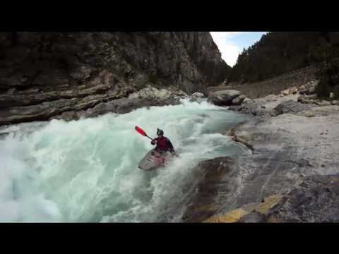 Kayak hautes alpes Ubaye et Guil