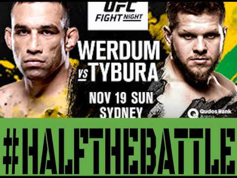 UFC Sydney: Werdum vs Tybura Bets, Picks, Predictions on Half The Battle