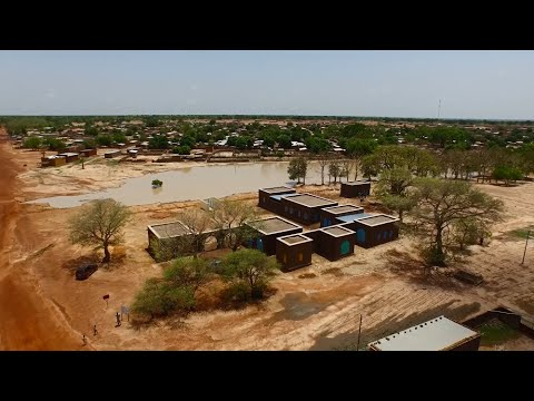 Opening of a green business area in Mali