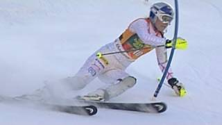 Lindsey Vonn takes 7th in Kranjska Slalom  - from Universal Sports