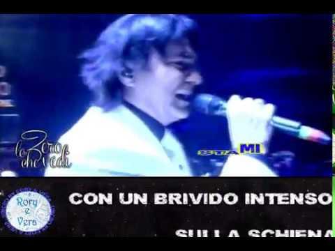 Renato Zero - I miei miti (karaoke - fair use)