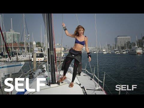 Rosie Hungtington-Whiteley: Sailing Through Her Life and Loving It