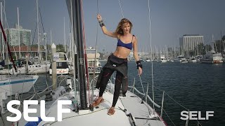 Rosie Hungtington-Whiteley: Sailing Through Her Life and Loving It