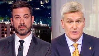 Bill Cassidy LIED To Jimmy Kimmel's Face, Proves New Healthcare Bill is Horrible