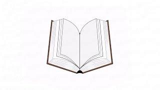 Как нарисовать книгу: инструкция от EvriKak