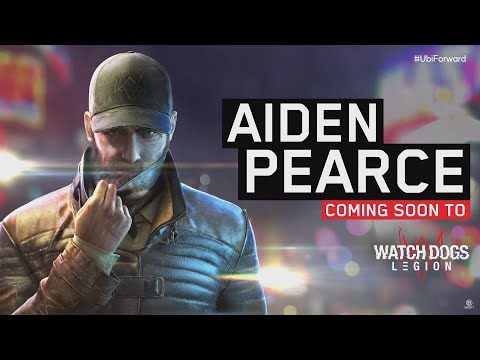 Aiden Pearce In Watch Dogs Legion!!! The Good and Bad of His Return