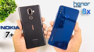 Honor 8x vs Snapdragon 660 & Android 9.0 Speed Test [Urdu/Hindi]